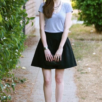 The J.Lo Skirt