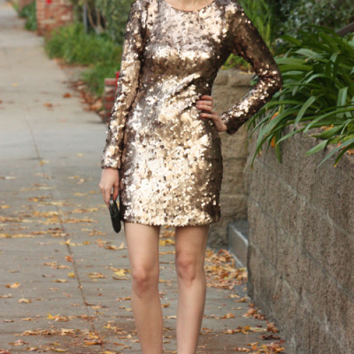 Holiday Style – Sequins!