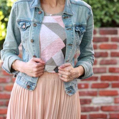 Peach, Pink, Blush?