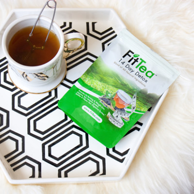 Healthy Drinking with #FitTeaDetox