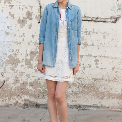 A Chambray Layer