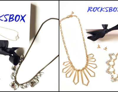 My Rocksbox Experience + A FREE Month!