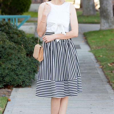 Stripes and Bows
