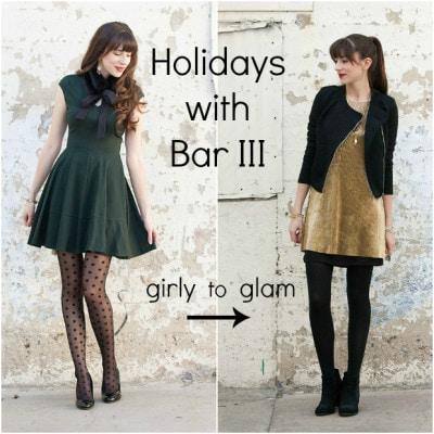 Holiday Style with Bar III #settingthebar + Link Up