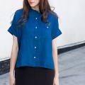 Everlane Linen Square Shirt, Linen Shirt