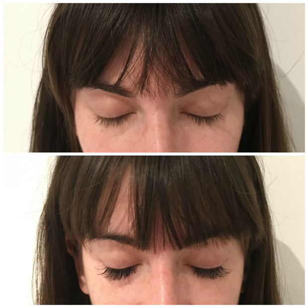 BeforeAfter Eyelash