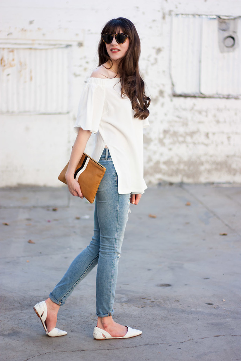 Los Angeles Fashion Blogger Summer Outfit