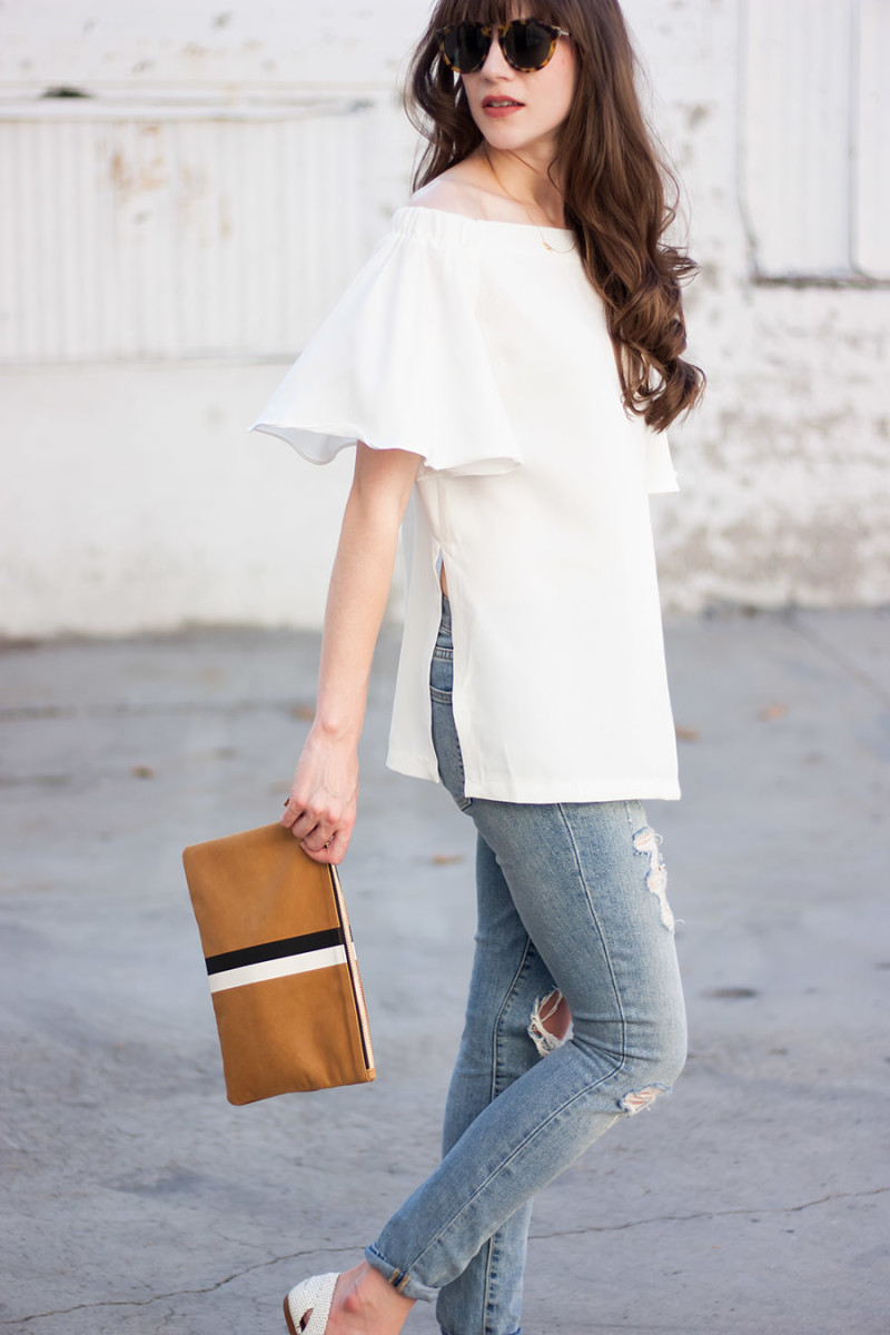 Jeans and a Teacup Style Blogger