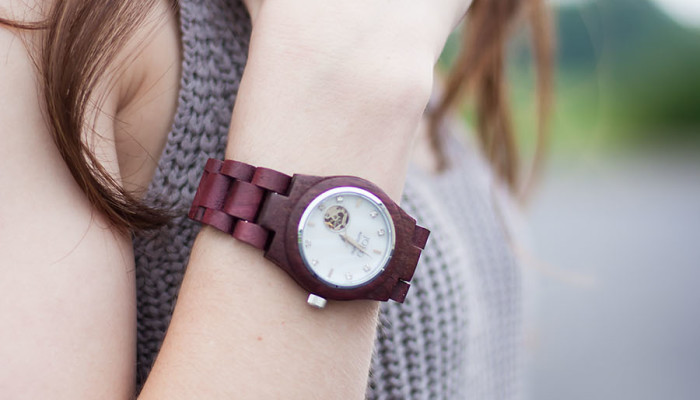 Summer Style with Jord Watches + Giveaway and Linkup!