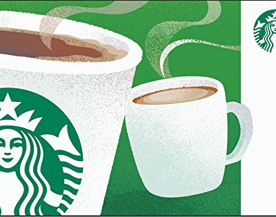 Starbucks Giveaway!