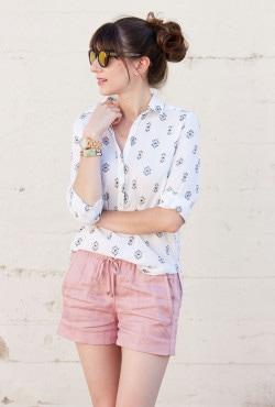 Summer Linen Outfit