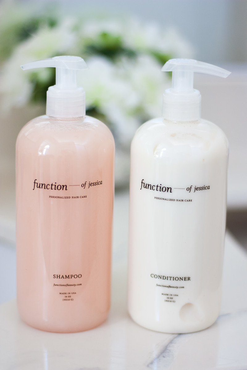 Function of Beauty Customized Hair Care
