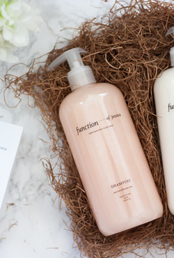 Customized Shampoo and Conditioner