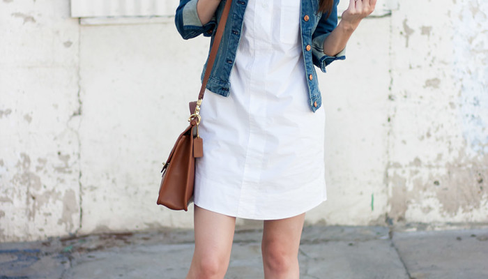White Shirtdress Options