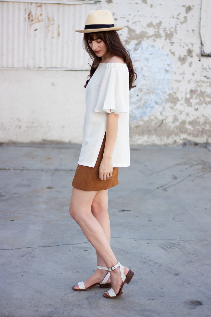 Modern Citizen Top, Minimalist Style Blogger