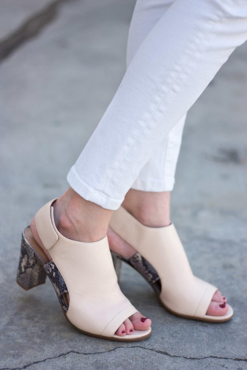 Naturalizer Zahn Sandal, Comfortable Summer Heels
