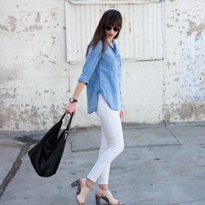 Naturalizer Sandals, Fashion Blogger Street Style