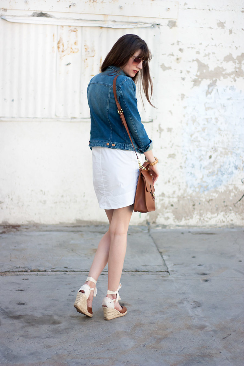 J.Crew Summer Outfit, Soludos Espadrilles