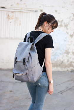 Everlane Backpack, Minimalist Backpack