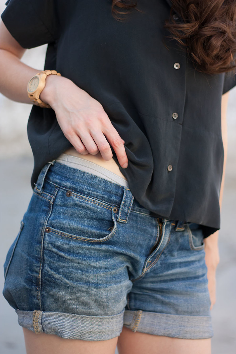 How To Be Confident In Your Clothes Jeans And A Teacup