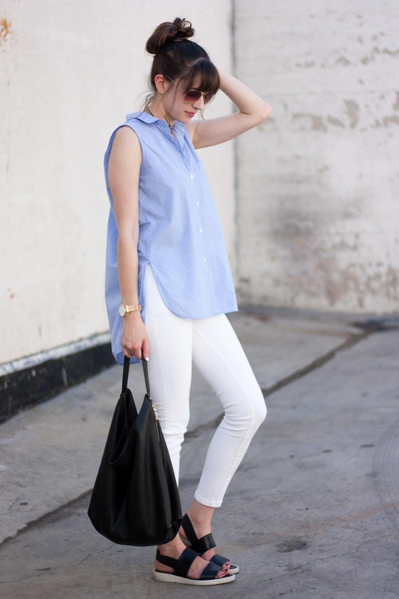Rebecca Minkoff Hobo Bag, Industry Standard Denim