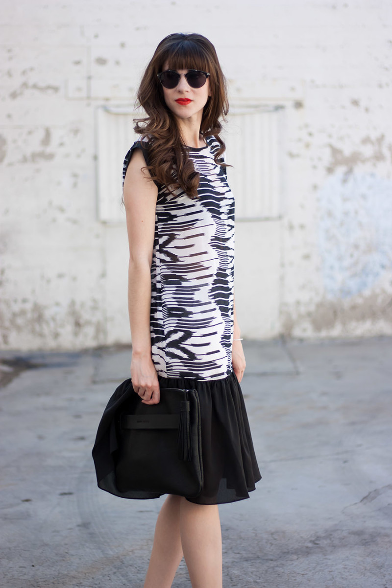 Kami Couture Crepe Dress, Minnie And George Clutch