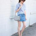 Loeffler Randal Saddle Bag, Style Blogger