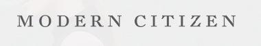 Modern Citizen: Minimalist Fashion Brand