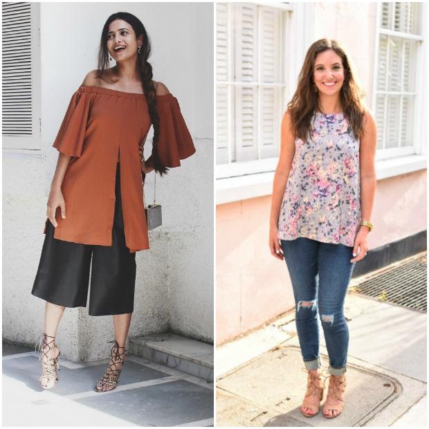 Flashback Fashion Friday Linkup Picks