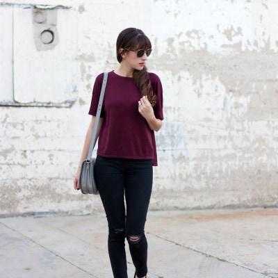 Lightweight Knitwear for Fall