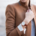 Los Angeles Style Blogger wearing a Daniel Wellington Watch
