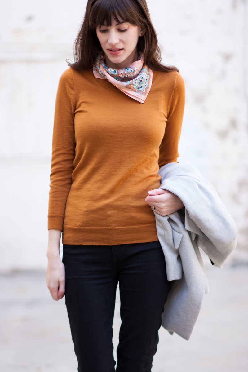 Jeans and a Teacup style blogger wearing J.Crew Tippi Sweater