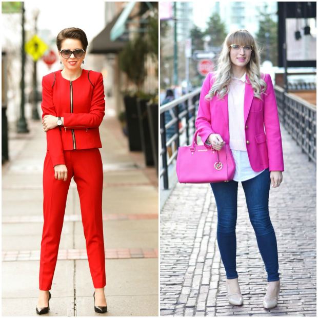 Fashion bloggers from the Flashback Fashion Friday's Linkup