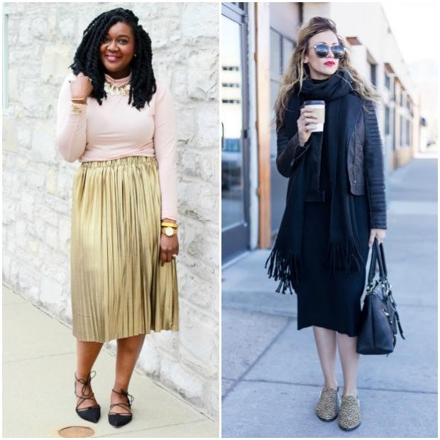 Bloggers from the Flashback Fashion Fridays linkup