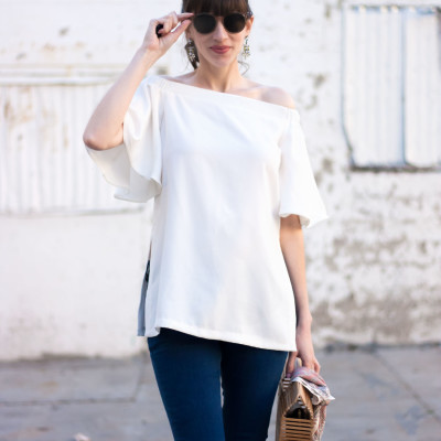 What Bra to Wear with Off the Shoulder Tops