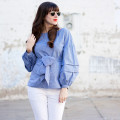 Los Angeles Style Blogger maternity style
