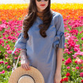 Los Angeles Style Blogger at the Carlsbad Flower Field