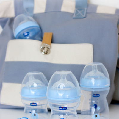 Getting Ready for Baby: Chicco NaturalFit Bottles