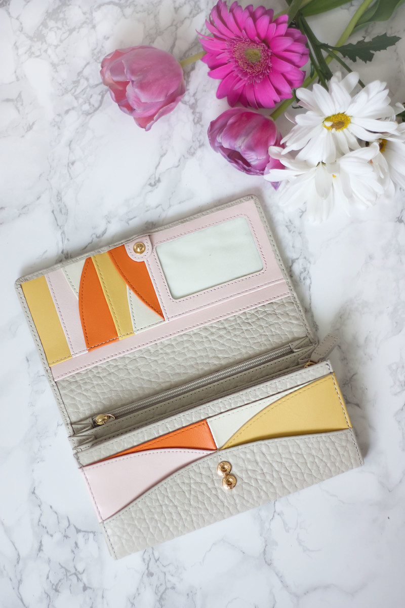 Colorful Spring Wallet from Radley London