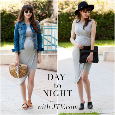 A Day to Night Look with JTV.com