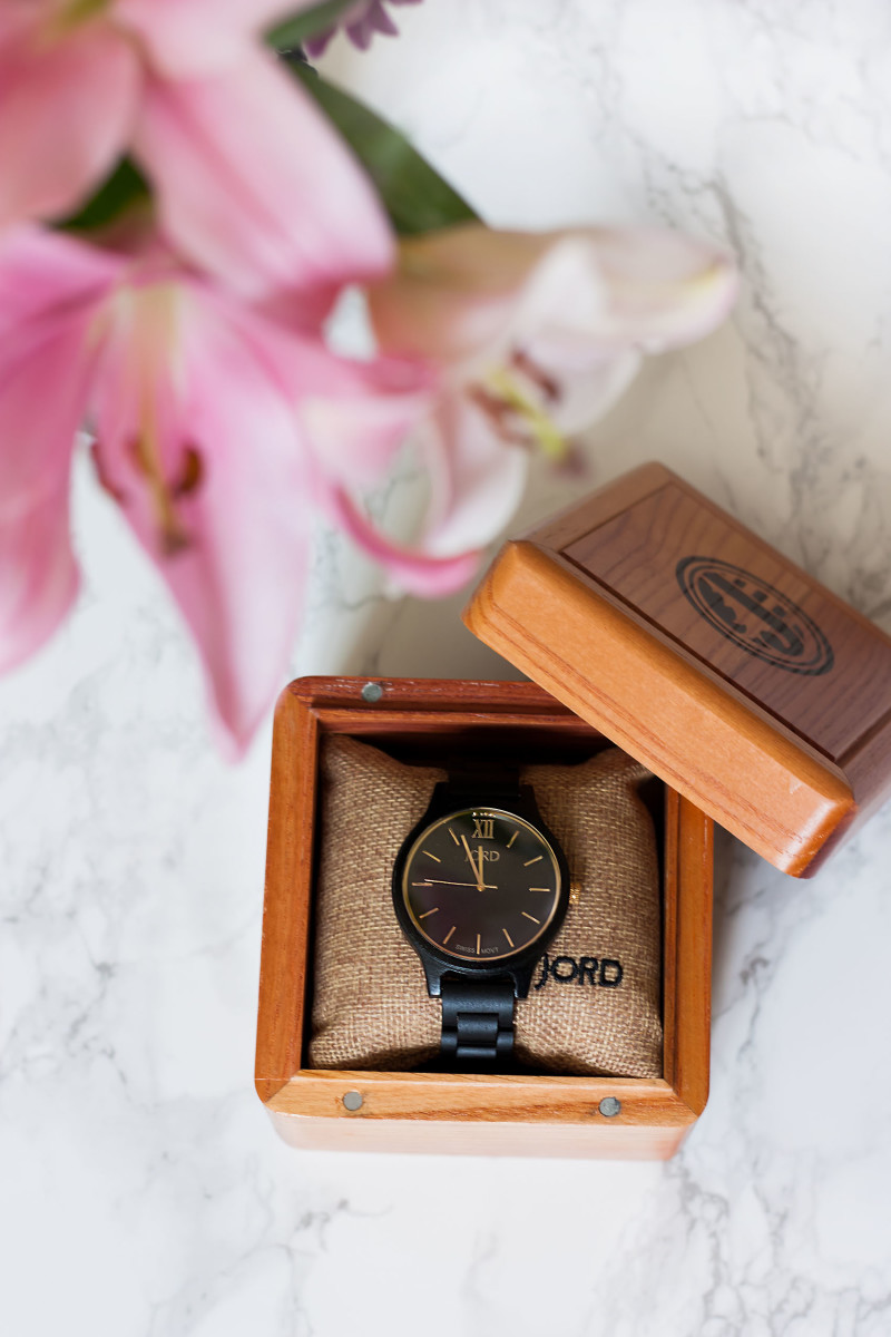 A unique gift idea with Jord Watches