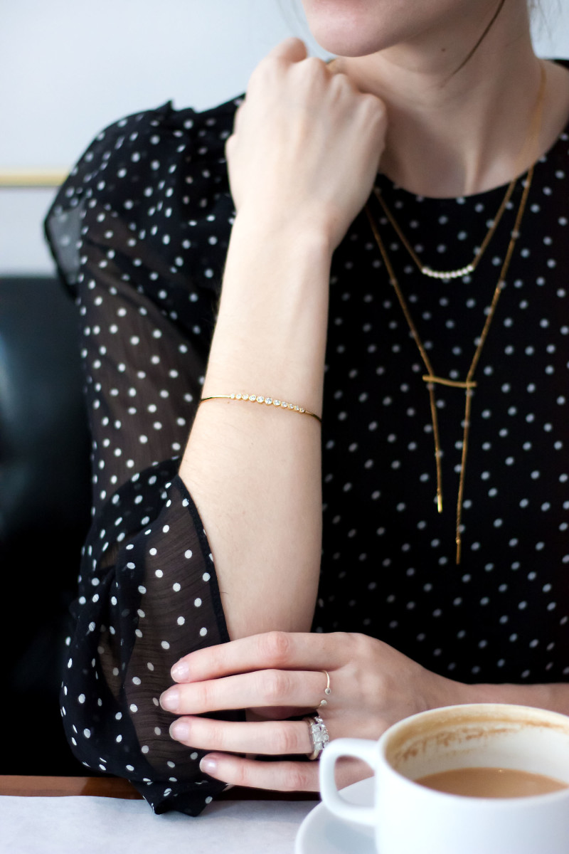 Jeans and a Teacup jewelry collection with Motif