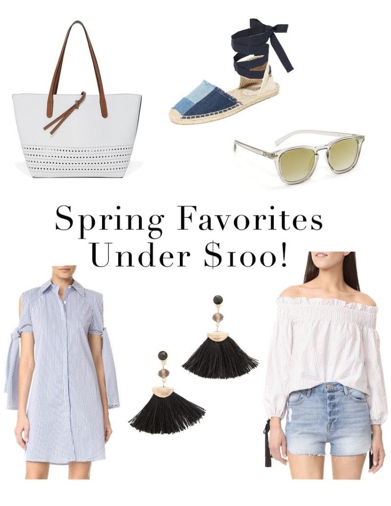 Shopbop Sale Spring Favorites