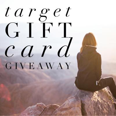 Target Picks + $200 Target Gift Card Giveaway!