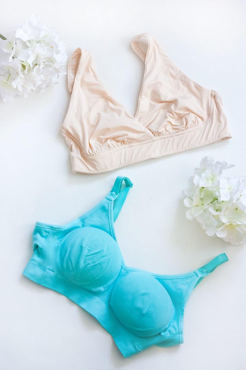 Pregnancy friendly bras from Bravado Designs