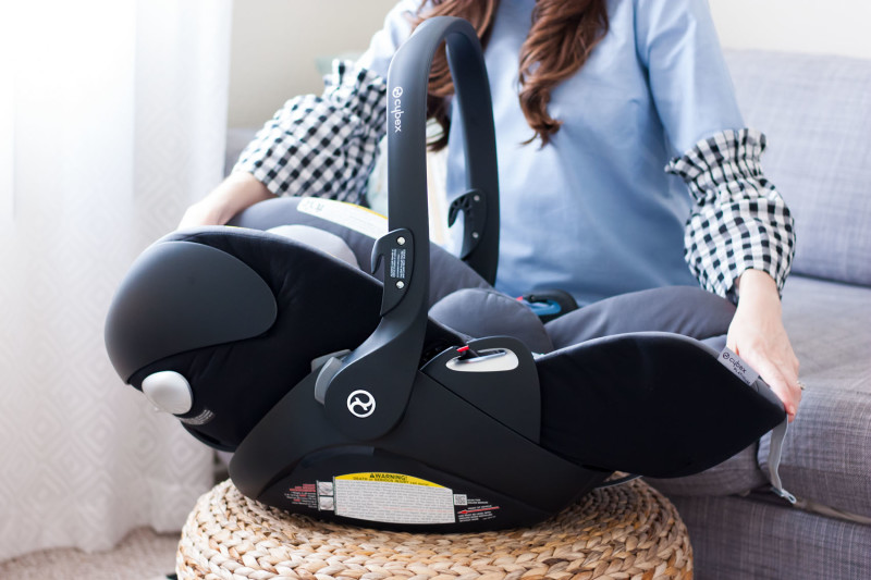 Full Recline Car Seat from Cybex