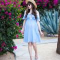 Los Angeles Style Blogger at the Korakia Pensione Hotel