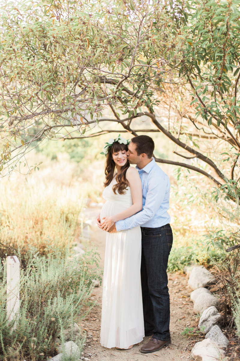 Maternity Photo Shoot in California