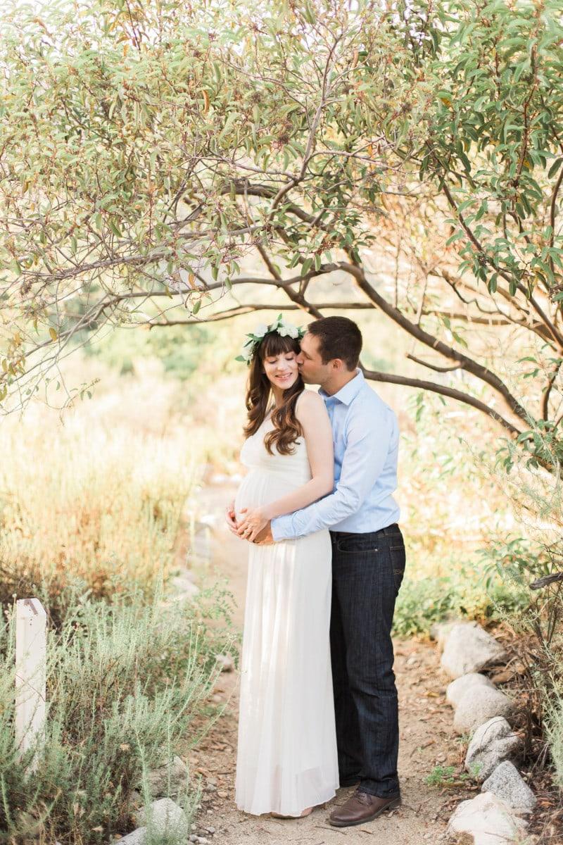 Maternity Photo Shoot in California