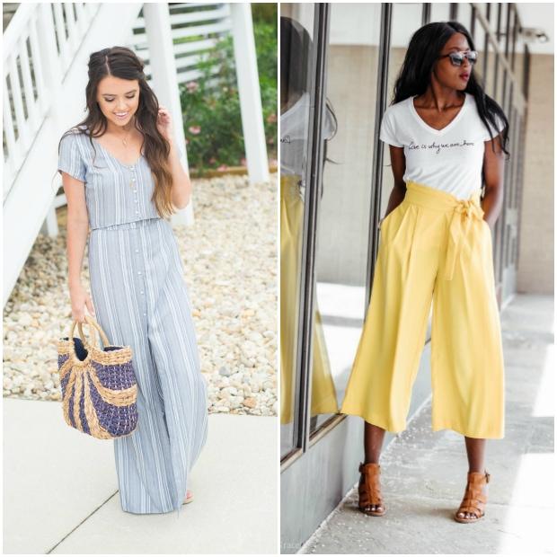 Bloggers linking up to the Flashback Fashion Fridays Linkup